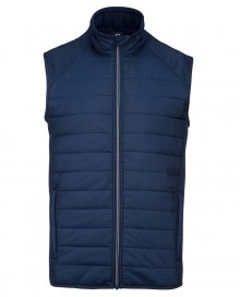 DUAL-FABRIC SLEEVELESS SPORTS JACKET PA235 06.KA.2.L54