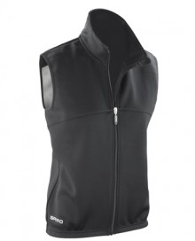 LADIES AIRFLOW SOFTSHELL GILET S262F 86.SP.1.903