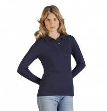 WOMEN'S HEAVY POLO LS 4605 04.PD.1.442.4A80
