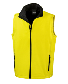 SOFTSHELL BODYWARMER RESULT R232M 06.RE.2.E22