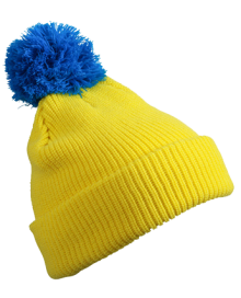 POMPON HAT WITH BRIM MB7967 10.MB.4.F16