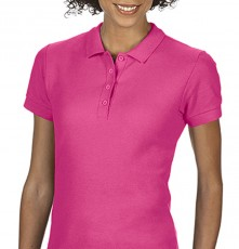 SOFTSTYLE<sup>®</sup> LADIES DOUBLE PIQUE POLO 64800L 04.GI.1.820.5F04